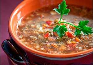 гречневый суп при гастрите