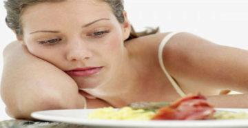 как похудеть при гастрите