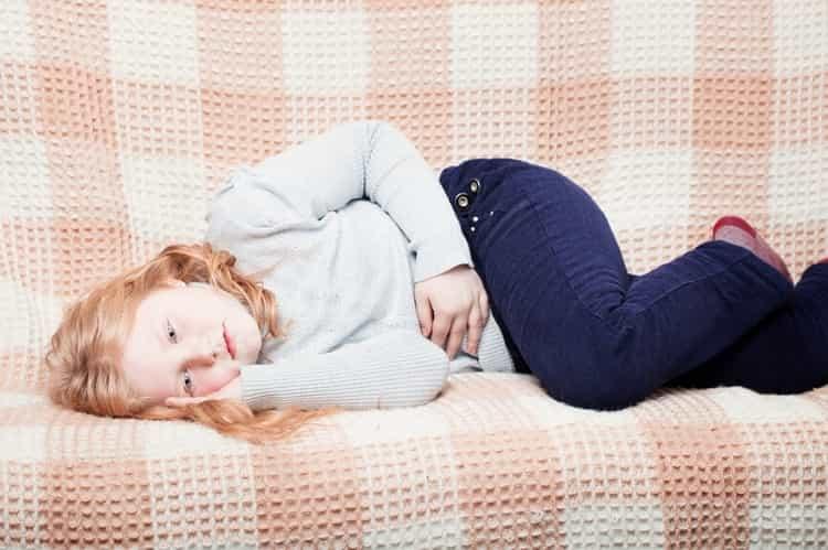 хронический гастрит у детей