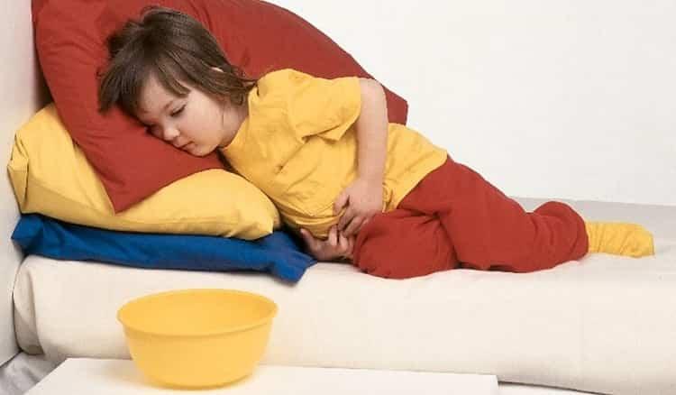 симптомы острого гастрита у детей