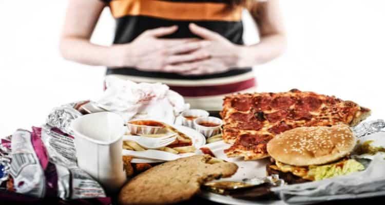 Продукты питания, вызывающие изжогу
