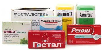 Лекарство от изжоги